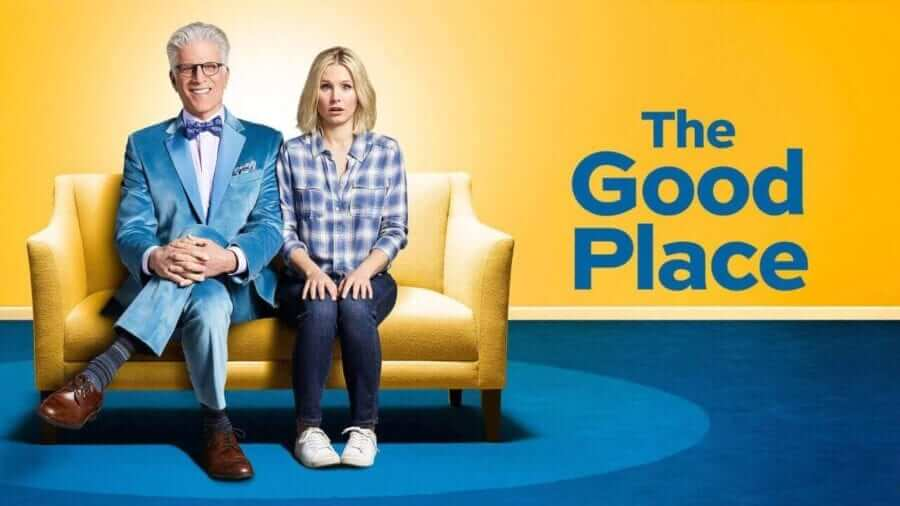 Image result for The Good Place (Season 2)- TV Series