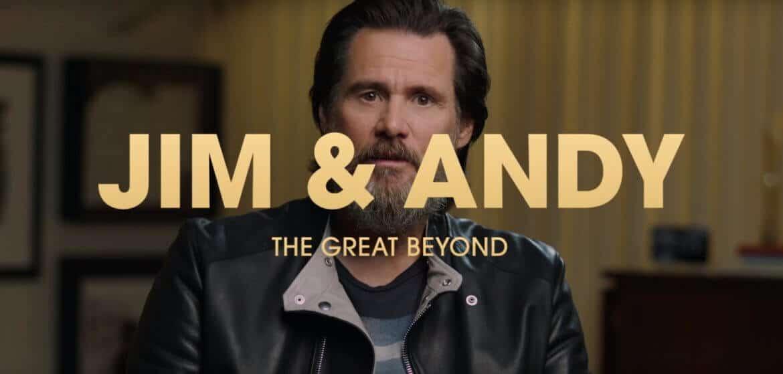 Jim & Andy: The Great Beyond: Netflix Original Documentary