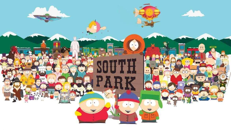картинки из южного парка