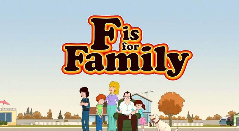 Risultati immagini per f is for family season 2