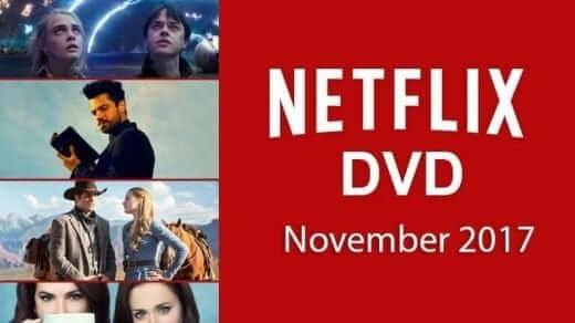 november dvd list