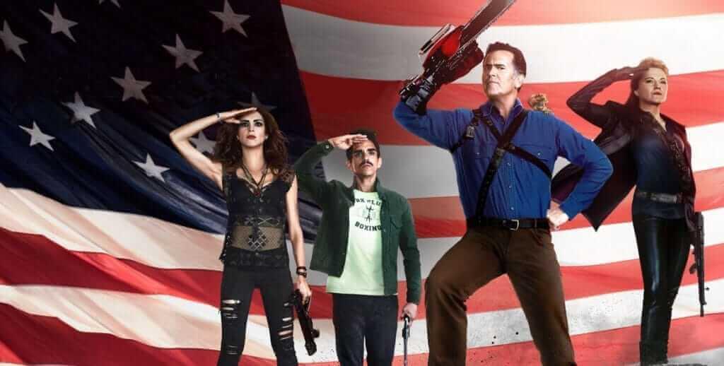 Ash Vs Evil Dead Netflix Season 3