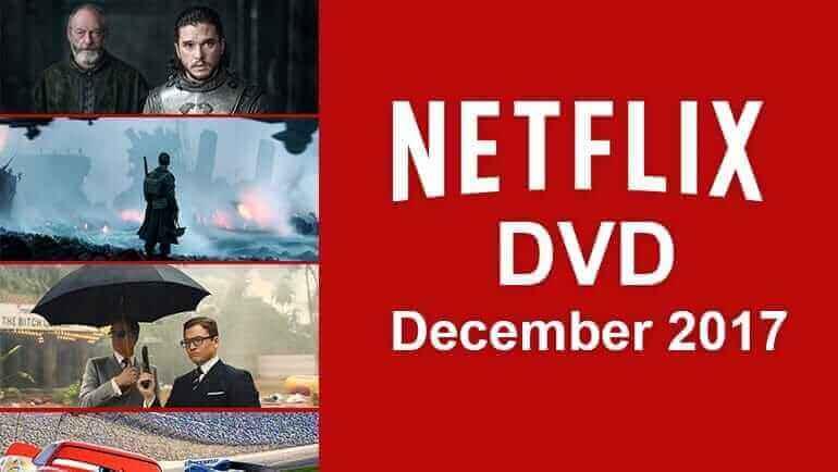 december dvd releases