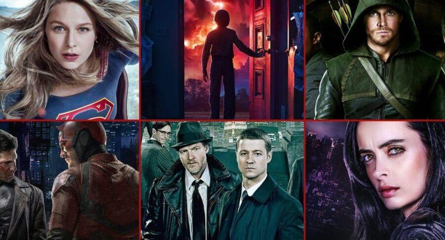 Best Superhero Tv Series On Netflix In 2018 Whats On Netflix