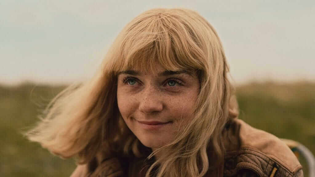 Jessica Barden The End Of The World