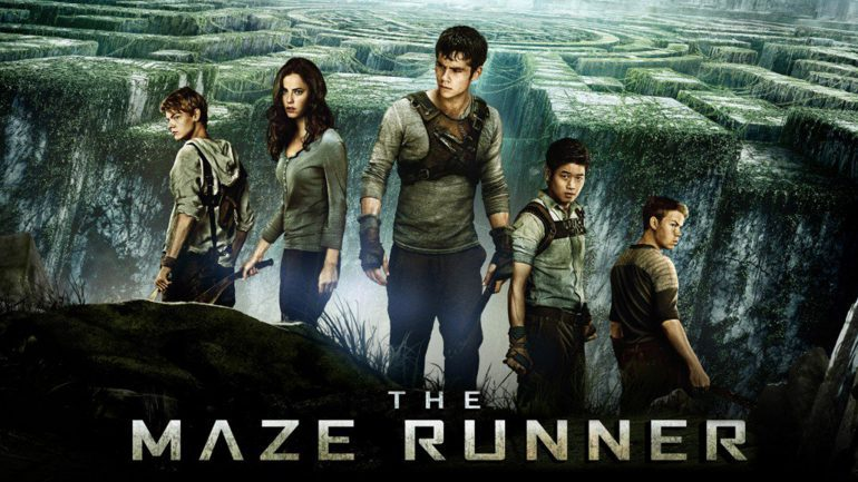 The Maze Runner film  Wikipedia