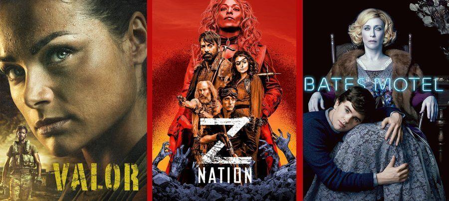 New TV Series Netflix - February 2018
