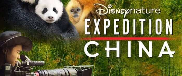Expedition China - Disneynature