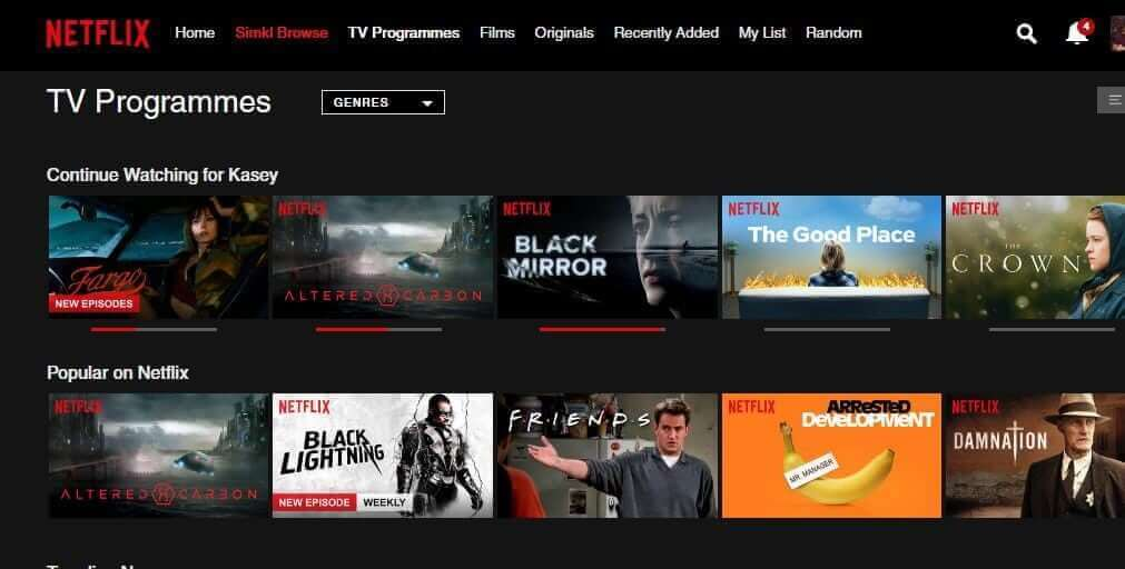 Watch netflix usa chrome extension