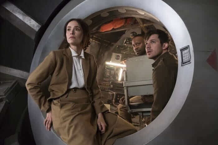 Timeless is only streaming on Hulu in the US