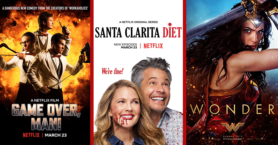New Releases on Netflix Australia (27th March 2018) - What's