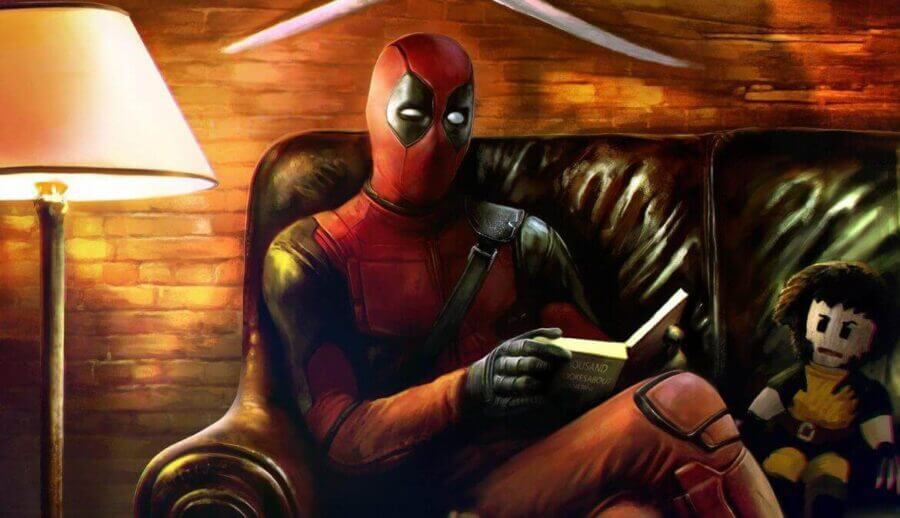 11 Best Hd Wallpapers From The Marvel Universe That You: 'Deadpool' Just Arrived On Netflix For The First Time