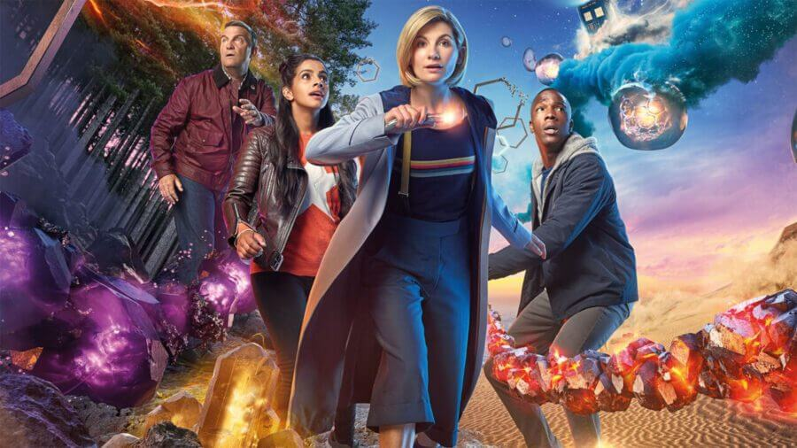 Will 'Doctor Who' Return to Netflix in the US? - What's on Netflix