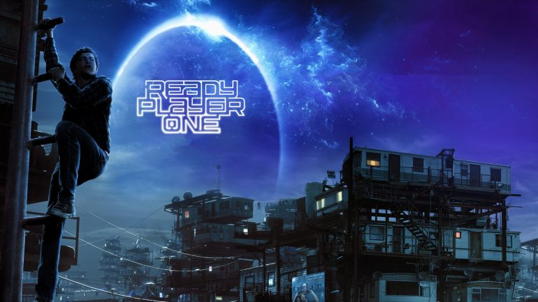 Steven Spielbergs Latest Film Comes In The Form Of Ready Player One A Sci Fi Action Adventure Set In The Near Future There Is A Lot Of Hype Behind This