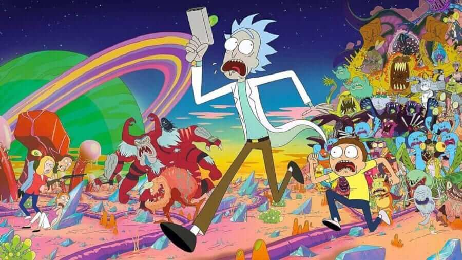 Netflix Should Pick Up Rick and Morty for Season 4 - What's on Netflix