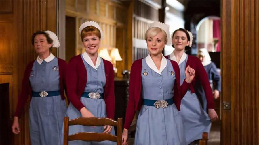 Call The Midwife Christmas 2019.When Will Season 7 Of Call The Midwife Be On Netflix Us