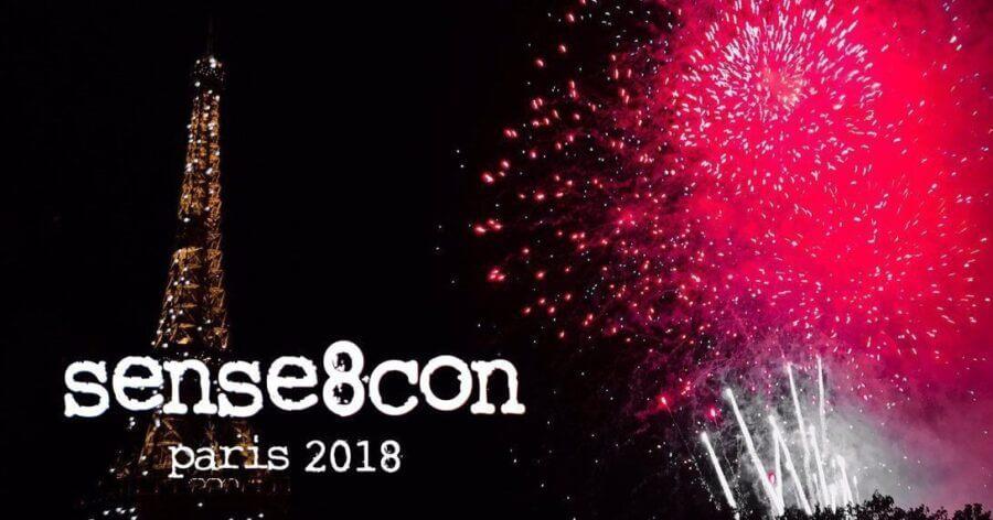 Sense8con 2018