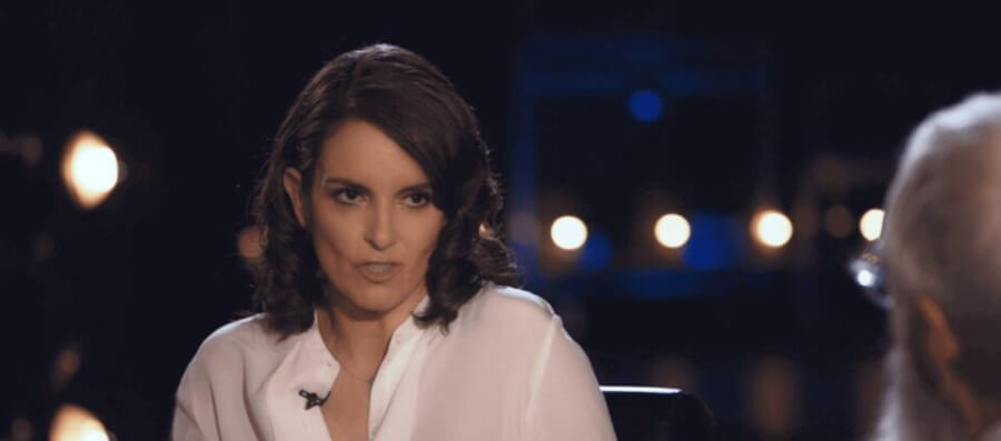 Tina Fey on David Letterman's My Next Guest Needs No Introduction