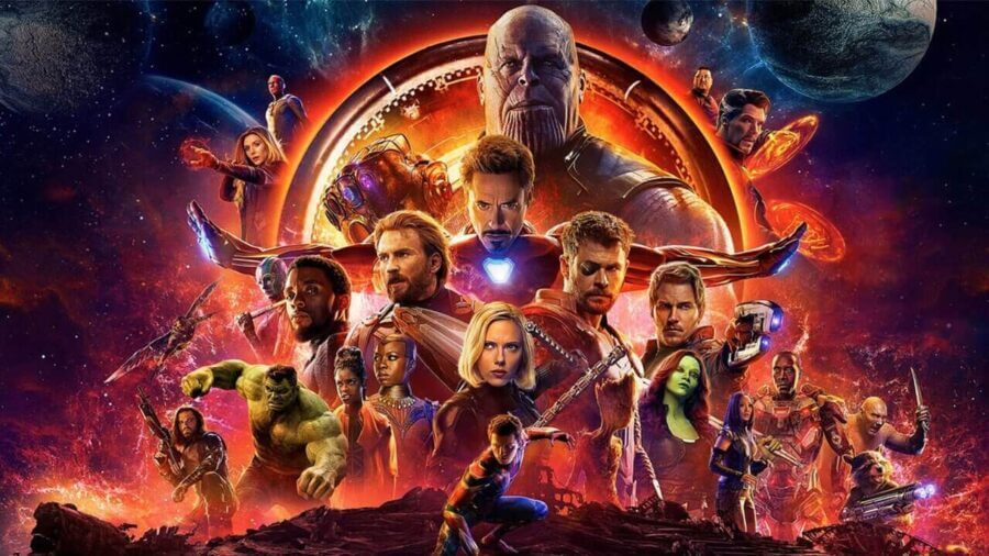 avengers: infinity war coming to netflix on christmas day 2018