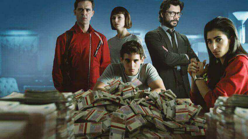 When will Part 3 of Money Heist be on Netflix? - What's on