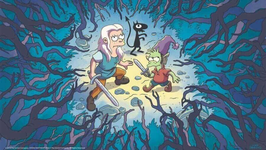 disenchantment season 1 everything we know
