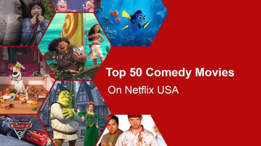 top 50 comedy may