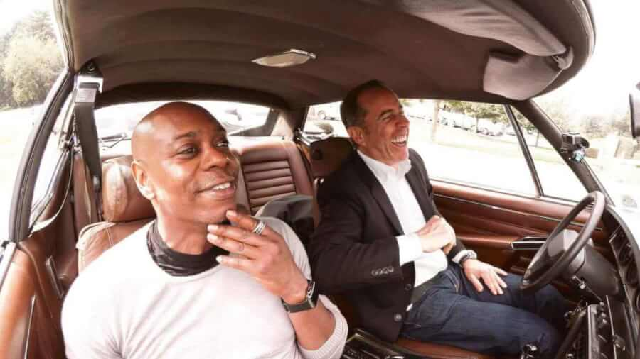 Comedians In Cars Getting Coffee Season  Guests