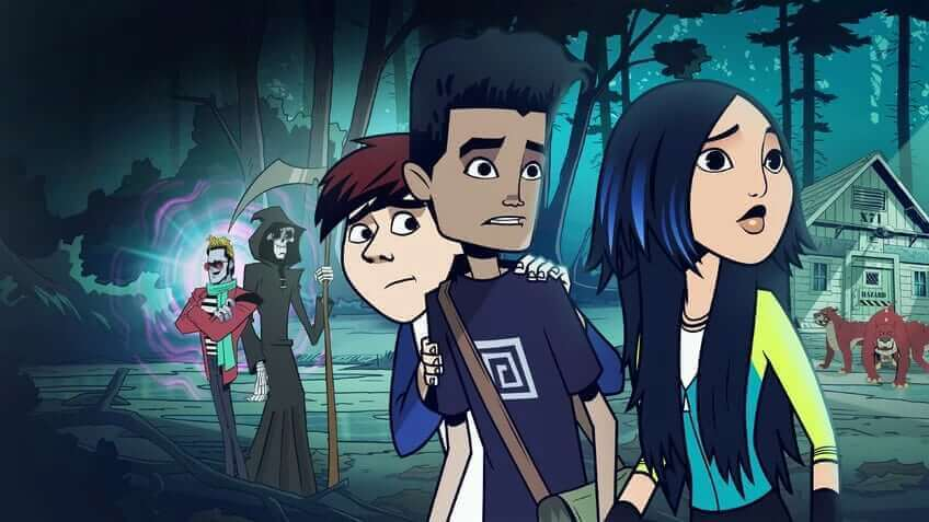 The Hollow Is A Brand New Animated Series On Netflix And Although It Slipped Onto With Limited Press Coverage Has Instantly Picked Up