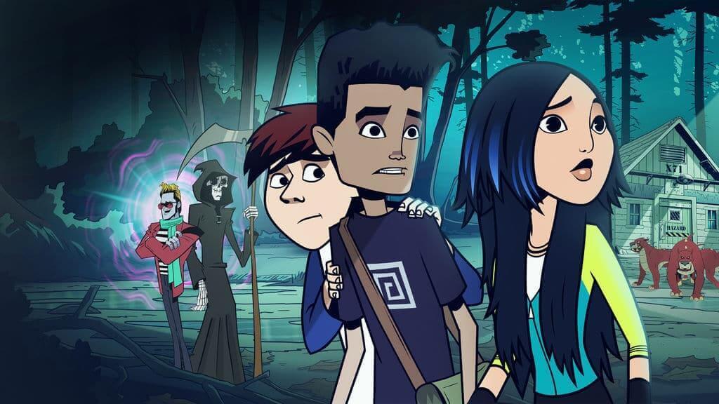 The Hollow Season 2 Slap Happy Cartoons