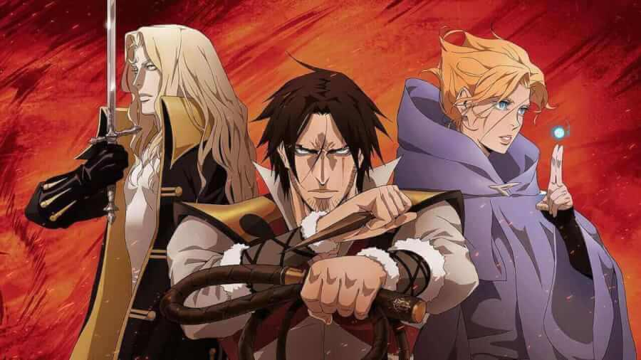 Resultado de imagen de castlevania 2 anime
