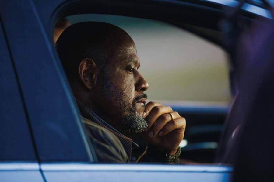 Forest Whitaker starring in How it Ends