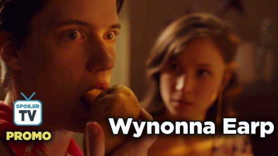 Wynonna Earp Season 2 Netflix