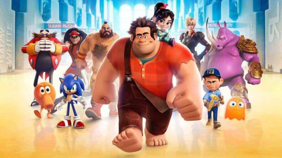 Is Wreck It Ralph Available On Netflix Whats On Netflix