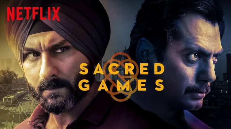 sacred games torrents