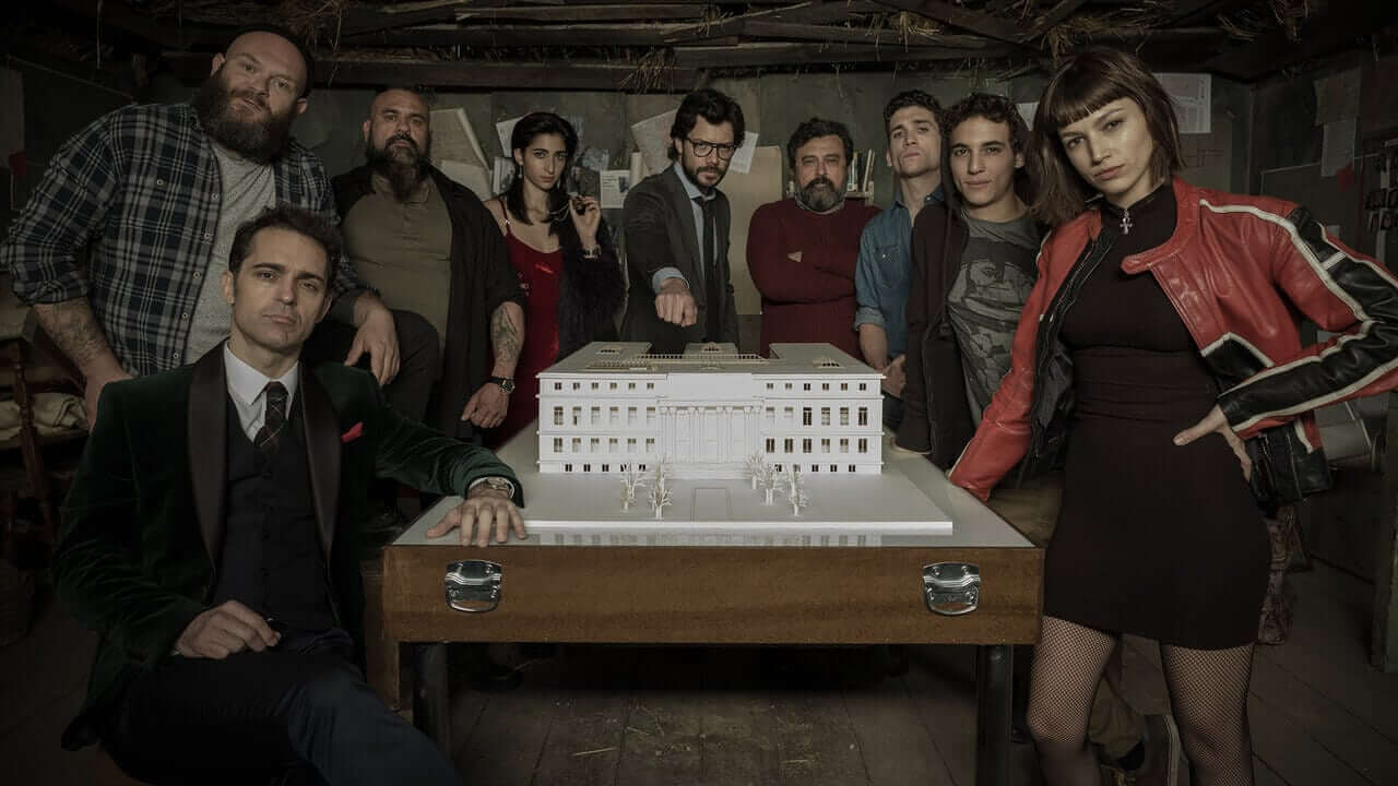 5 Series Like 'Money Heist' on Netflix - What's on Netflix
