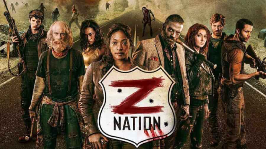 Z-Nation Staffel 5