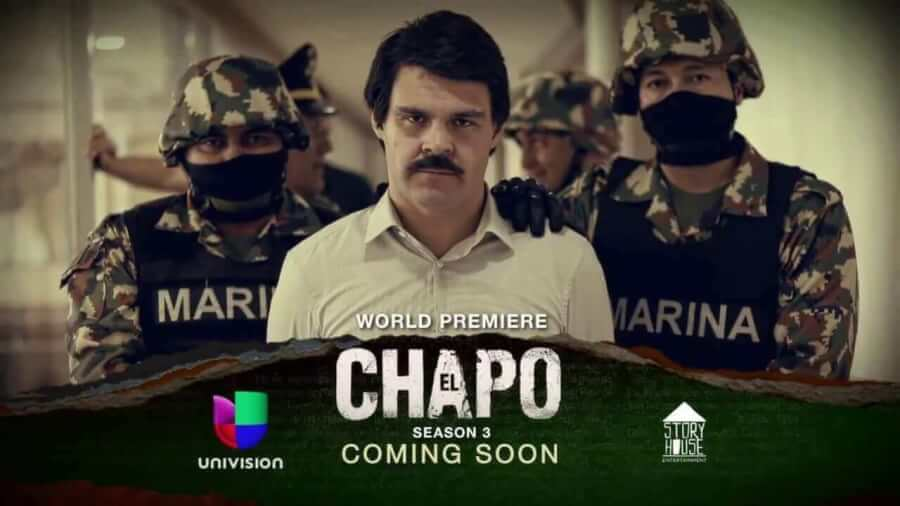 el chapo season 4 on netflix  season 3 final season  what to watch next