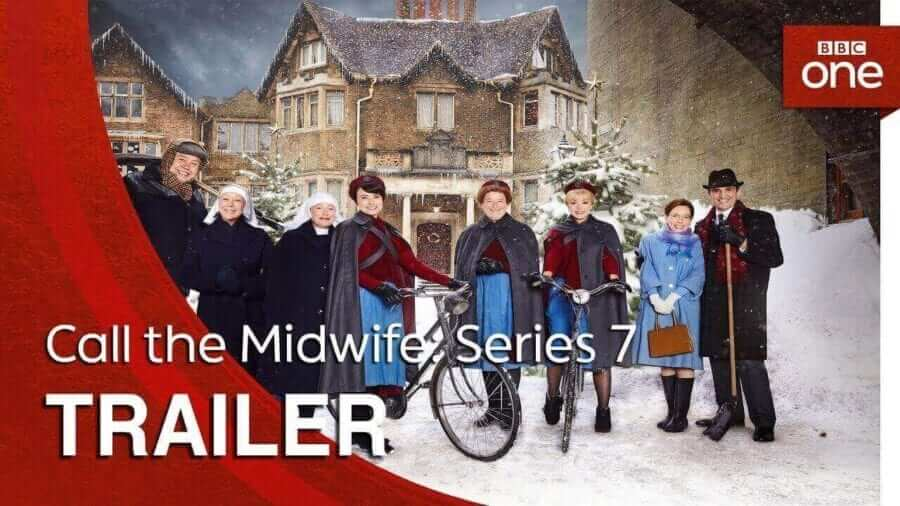 Call The Midwife Netflix