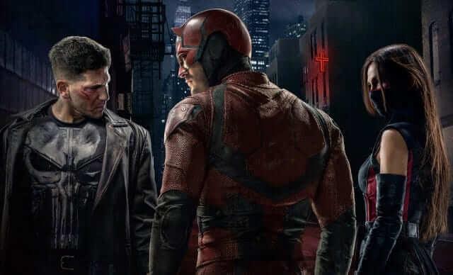 Daredevil Season Two Netflix Charlie