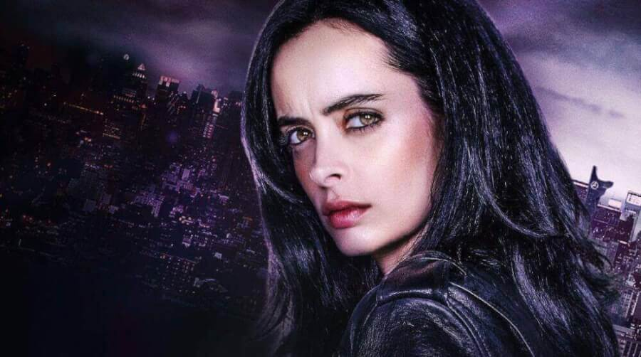 Jessica Jones Season One Netflix Kristen Ritter
