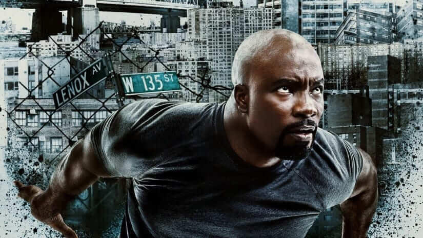 Luke Cage Season Two Netflix Mike Colter