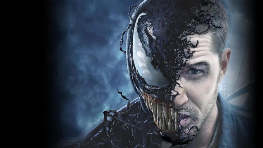 Tom Hardy brings out Marvel's darker side in new movie 'Venom'