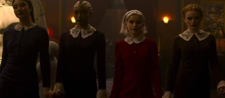 The Chilling Adventures Of Sabrina Season 2 Everything