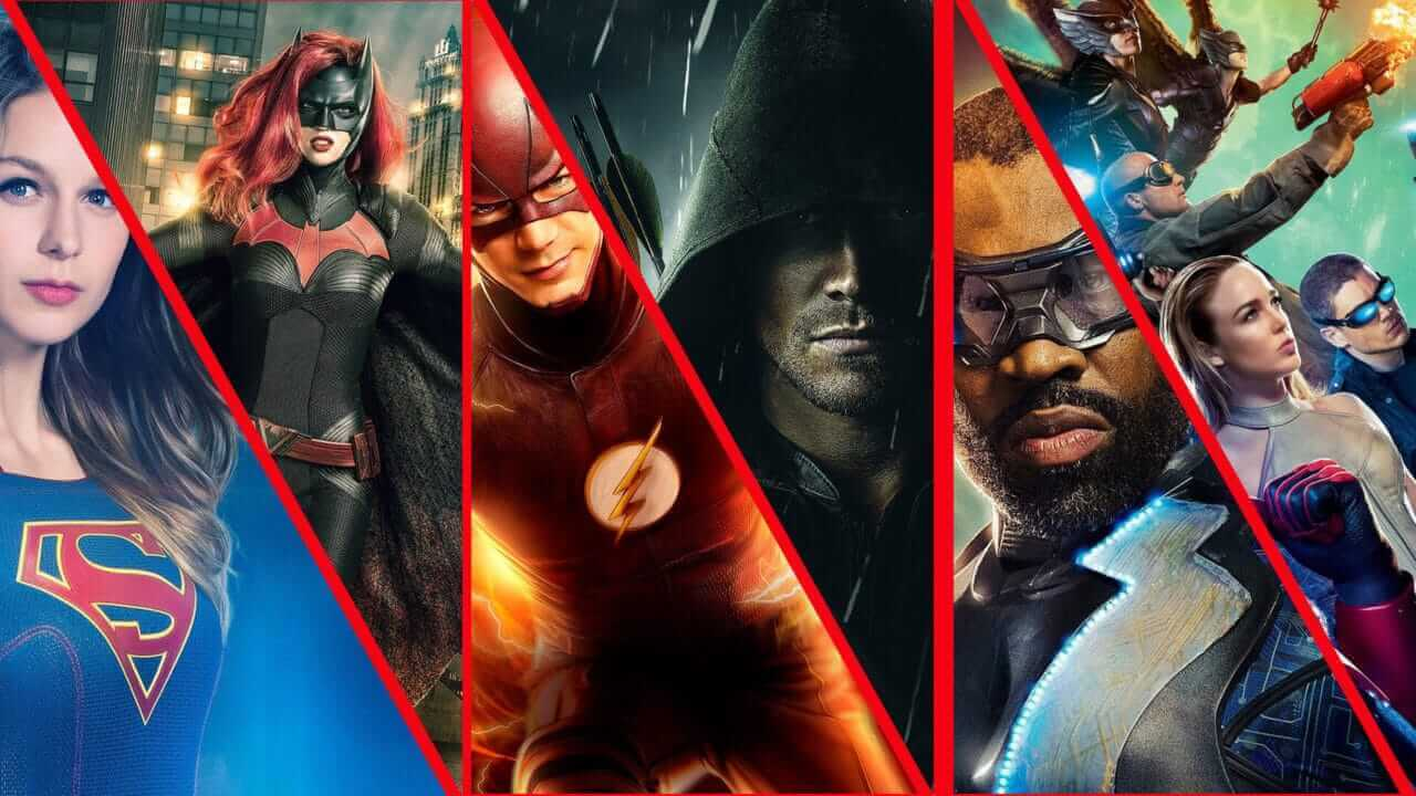 How To Watch The DC Crossover Events on Netflix - What's on