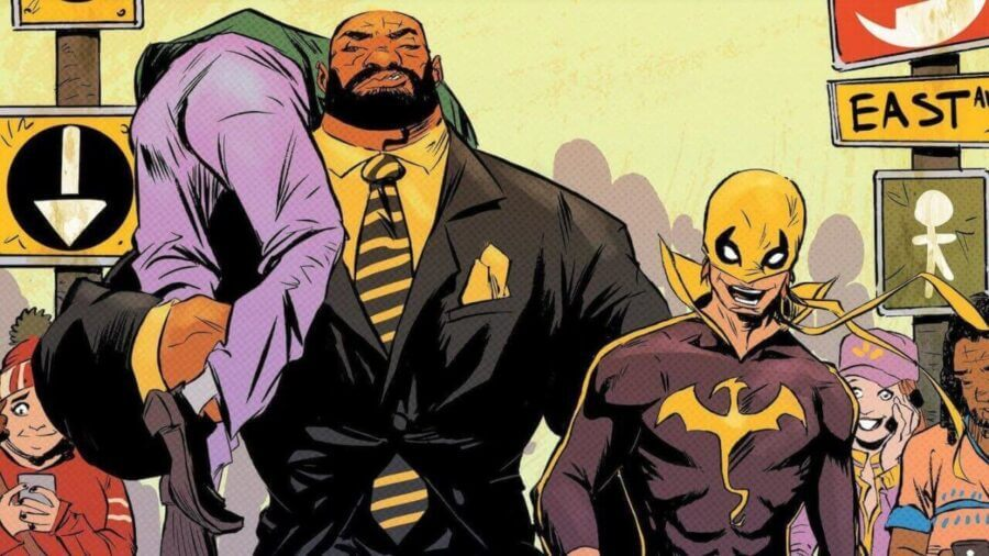 Are not what is iron fist very pity