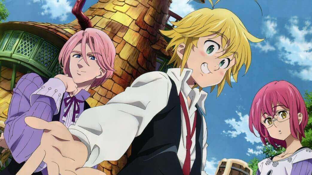 the seven deadly sins season 4 everything we know so far what s