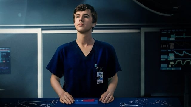 are seasons 1 4 of the good doctor on netflix