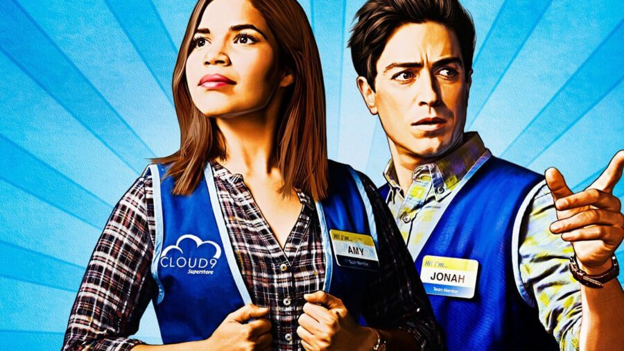 are seasons 1 6 of superstore on netflix