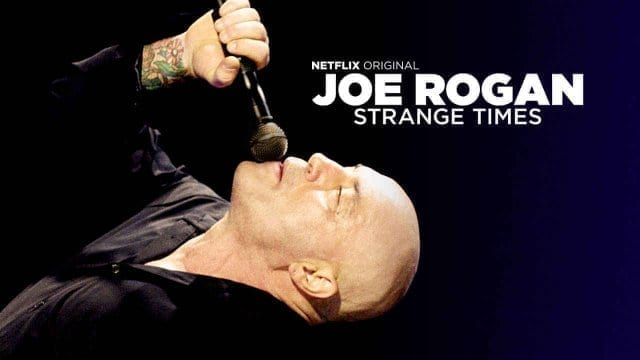 joe-rogan-strange-times-netflix