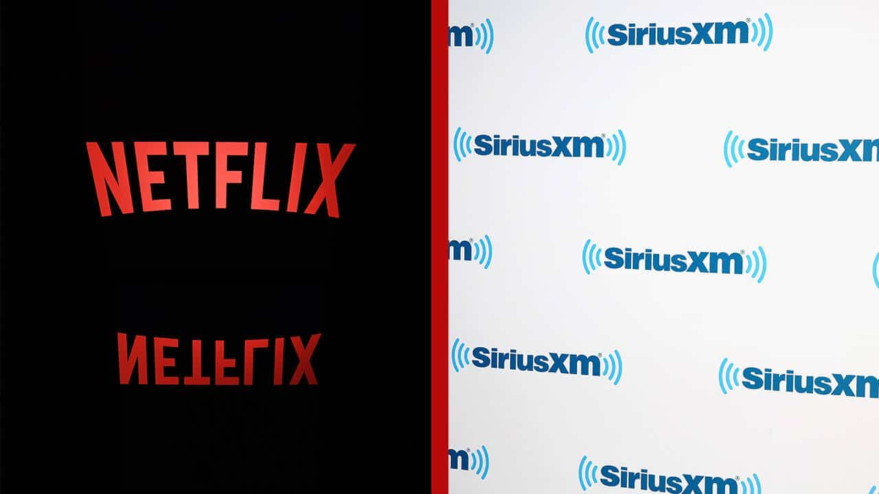 SiriuxXM and Netflix Partnership
